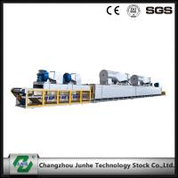 China Double Combustion Curing Furnace For Zinc Flake Coating Silvery Color FGG1812 wholesale
