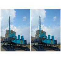 China No Vibration Hydraulic Static Pile Driver High Piling Speed Energy Saving wholesale