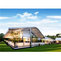 China 1000 Seater Big Outdoor Event Tents Modular Flexible Design 25m X 60m / 20m X 60m / 30m X 40m wholesale