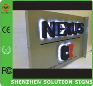 latest channel letter backlit buy channel letter backlit. Black Bedroom Furniture Sets. Home Design Ideas