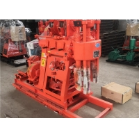China 200 Meters 1 Year Warranty Geological Drilling Rig For Soil Sample wholesale