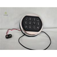 China AL3020MC Alpha 2 Smart Lock Keypad Bright Chrome Plated CE Certification wholesale