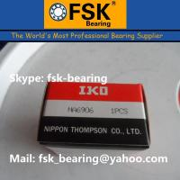 China Double Row Needle Bearings for Textile Machine Japan IKO Bearings NA6906 wholesale