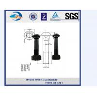 China Raiwaly Grade 8.8 Stainless Steel Bolt And Nut Rail Fastener ISO Certified on sale