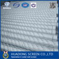 6''5/8 stainless steel 304 bridge slot screen for water well
