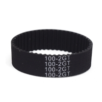 China 2GT/GT2 Ring Closed Synchronous Timing Belt Rubber Transmission 10MM wholesale