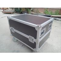 China Thickness 9mm / 12mm Plywood Tool Case With Foam For Smoke Machine wholesale