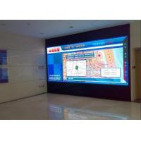 Wholesale Indoor P6 Large LED Display Screen 192 * 192mm SMD 3528  For Advertising from china suppliers