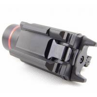 Quality Tactical Red Laser Sight and LED Combo with Picatinny Rail for sale