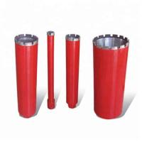 China Masonry Concrete Diamond Tools Diamond Drill Bit For Brick , Long Service Life wholesale
