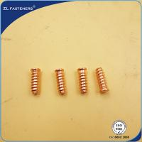 China Various Sizes Weld Stud Fasteners Threaded Weld Studs High Precision M3~M10 wholesale