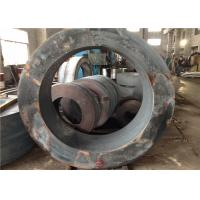 China Rolled Ring Forging Ingot Carbon Steel Forgings For Hydraulic Engineering wholesale