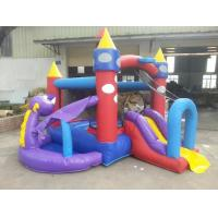 China inflatable child bouncer with slide for playing wholesale