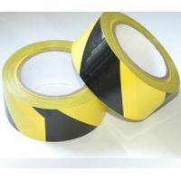 China 48MM Or 50MM Width Pvc Warning Tapes In Various Colors wholesale