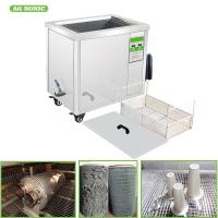 Buy cheap Marine Industry Filters Vessel Ultrasonic Bath 60L 230V 60HZ Length Of 550mm For from wholesalers