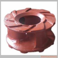 China Red Stainless Steel Centrifugal Pump Parts Abrasion Resistance Easy Maintenance wholesale
