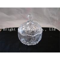 China home decorative fruit glass plate, candy container wholesale