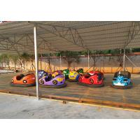 China Inflatable Electric Dodgem Bumper Cars Amusement Park  Battery Powered wholesale