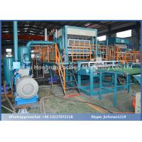 China Various types of egg tray machine with the production of 2000 - 6000pcs / hr wholesale
