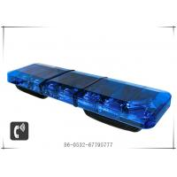 China High Luminance 50 Ambulance Light Bar Anti - Rust 10V ~ 16V U Shape Bracket wholesale