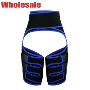 China NANBIN Waist Thigh Trimmer Leg Waist Trainer That Goes Around Thighs wholesale