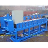 China Roof Ceiling Roll Forming Machine , Omega Channel Roll Forming Machine For Furring Channel wholesale