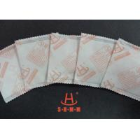 China Multifunctional Drying Desiccant Packs DMF Free With Amylopectin Polymer Material wholesale