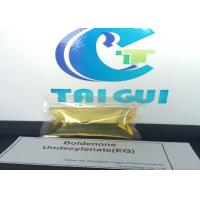 China CAS 13103-34-9 Boldenone Steroid / Boldenone Undecylenate Injectable wholesale