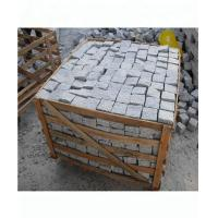 Quality G623 Mid Grey Granite Paving Environmental Protection ODM Service for sale