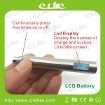 E-cigarette 710 Pen smoke Dry herb battery make Replacement Lcd Screen