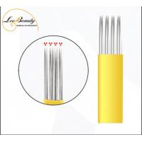 China 4*3RL Microblading Blade 12Pins For High Speed Tattoo Shaping Eyebrows wholesale