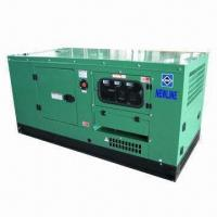 Buy cheap Gasoline Generator Set with 4-stroke, Water-cooled Engine and 24V DC Safe from wholesalers