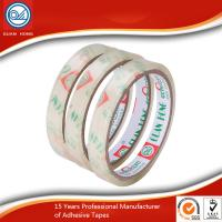 China Low Noise Reinforced BOPP Colored Packaging Tape 60m With ISO And SGS wholesale