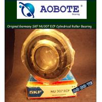 China SKF NU307 ECP Cylindrical Roller Bearings 2RS with ABEC-5 Single Row in Dyeing wholesale