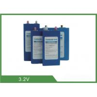 China Lithium Iron Phosphate Cell Rechargeable Lifepo4 Battery Low Self Discharge wholesale