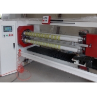 Buy cheap 4 Shafts PI Electronics Tape Roll Cutting Machine from wholesalers