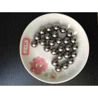 China 7/16'' Chrome Steel Balls / Durable Precision Ball Bearing Balls wholesale