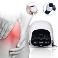 China Knee Pain Relief Laser Therapy Machine ABS Material With Heating Airbag Massage wholesale