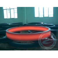 China High Precision Seamless Rolled Ring Forging / Hot Rolling Ring wholesale