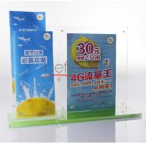 China Deflect-o Acrylic Counter Menu Holder,340x99x238(mm) wholesale