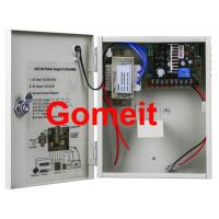 China 36w Access Control Power Supply 12VDC 3A  Can Support Battery Back Up Over Current Protection wholesale