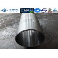 Quality 1.4307 F304 F316 F51 F53 F60 Stainless Steel Forged Sleeves Oil Cylinder Forgings for sale