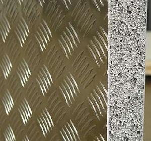 China Aluminum Foam With Aluminum Sheet (AF-MA) wholesale