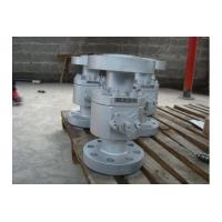 China Forged Steel Lever Operated R. F Ends Full Port Floating Ball Valve wholesale