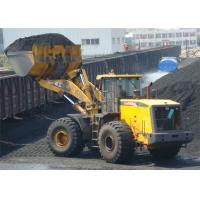 China High Efficiency Gardening / Farming Tractor Front End Loader With 4.5 CBM Bucket wholesale