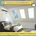 UVC lamp air sterlization kit for mini Split ac