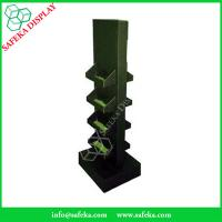 Quality 2 ways merchandise display Paper material Pop display stand design cardboard for sale