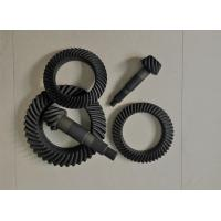 Spiral Bevel Crown Wheel And Pinion Gear For MITSUBISHI Truck Parts High Rigidity