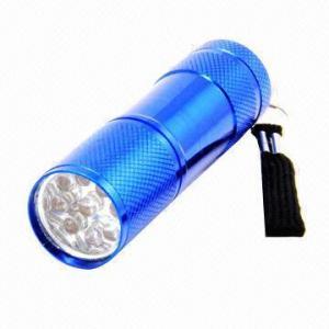 China LED flashlights, measures 90 x 26mm wholesale