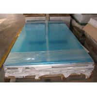 Quality Corrosion Resistant Alloy 1100 3003 5052 6061 Aluminium Sheet Coated Surface for sale